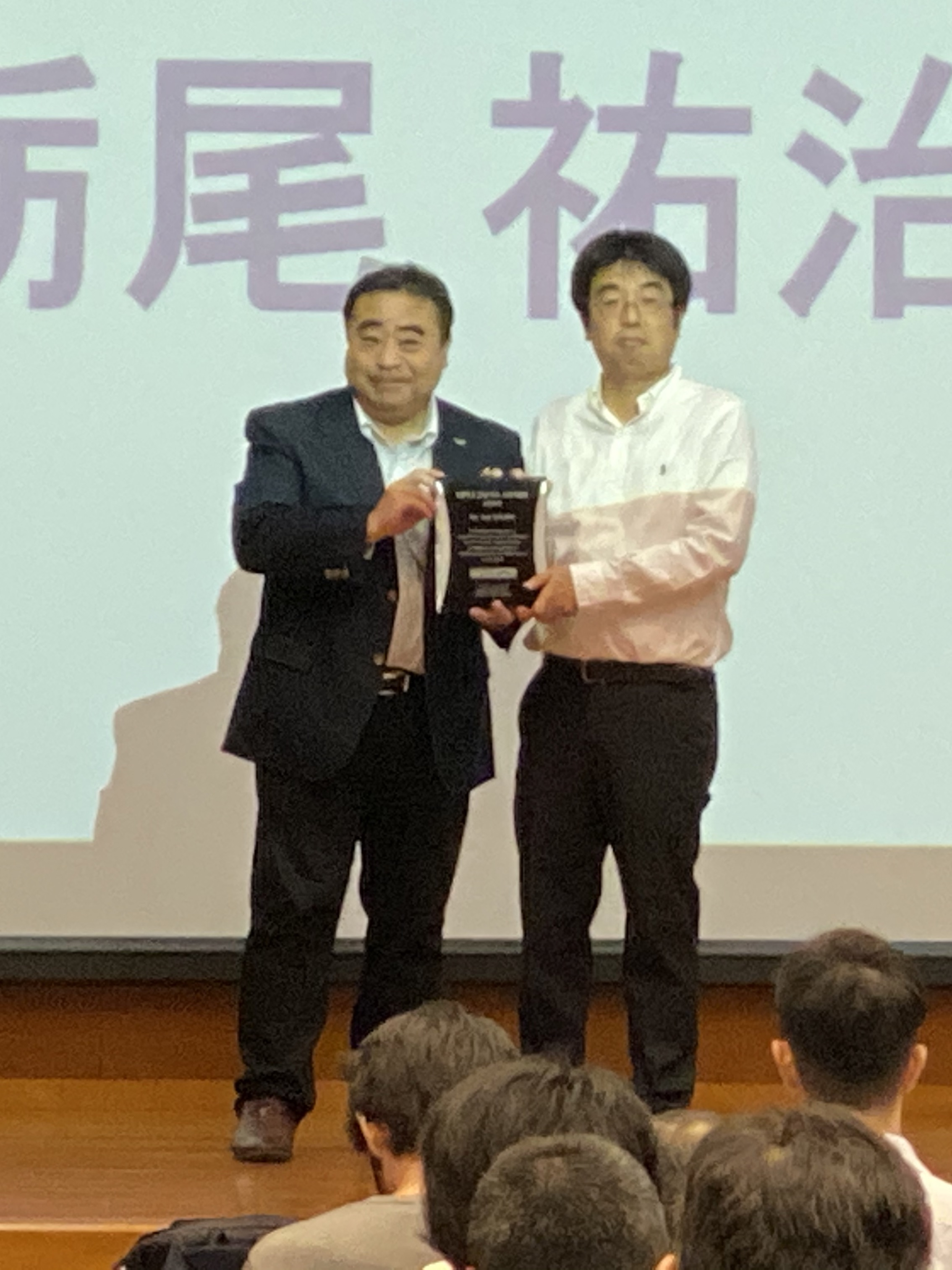 MPLS JAPAN Award 2019 winners